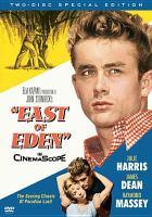 Cover image for East of Eden [DVD] / Warner Bros. ; director, Elia Kazan.