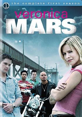 Cover image for Veronica Mars. The complete first season [DVD] / executive producer, Joel Silver ; created by Rob Thomas ; produced by Paul Kurta ; executive producer, Rob Thomas ; Silver Pictures Television ; Rob Thomas Productions ; Warner Bros. Television.