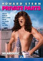 Cover image for Private parts [DVD] / Paramount Pictures and Rysher Entertainment present an Ivan Reitman production ; a Betty Thomas film ; screenplay by Len Blum and Michael Kalesniko ; produced by Ivan Reitman ; directed by Betty Thomas.