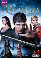 Cover image for The adventures of Merlin. The complete fifth season [DVD] / A Shine production for BBC Wales ; series created by Julian Jones ... [et al.] ; written by Julian Jones ... [et al.] ; directed by Alice Troughton and Alex Pillai.