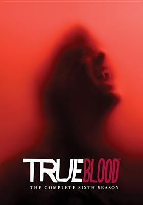 Cover image for True blood. The complete sixth season [DVD] / HBO Entertainment ; producer, Bruce Dunn ; executive producer, Raelle Tucker, Alexander Woo, Brian Buckner, Mark Hudis, Alan Ball, Gregg Feinberg ; created by Alan Ball ; Your Face Goes Here Entertainment ; a presentation of Home Box Office.
