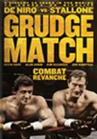 Cover image for Grudge match [DVD] / directed by Peter Segal.
