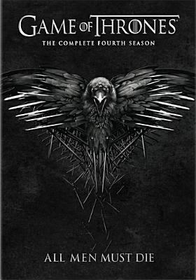 Cover image for Game of thrones. The complete fourth season [DVD] / HBO Entertainment ; producers Chris Newman, Greg Spence ; co-executive producers, George R.R. Martin, Guymon Casady, Vince Gerardis, Vanessa Taylor ; executive producers, Bernadette Caulfield, Frank Doelger, Carolyn Strauss, David Benioff, D.B. Weiss ; created by David Benioff & D.B. Weiss ; Television 360 ; Startling Television ; Bighead Littlehead ; a presentation of Home Box Office.