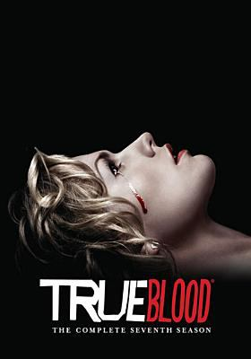 Cover image for True blood. The complete seventh season [DVD] / HBO Entertainment ; producer, Bruce Dunn ; produced by David Auge ; executive producer, Angela Robinson, Alan Ball, Brian Buckner, Gregg Fienberg ; created by Alan Ball ; Your Face Goes Here Entertainment ; a presentation of Home Box Office.