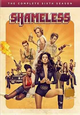 Cover image for Shameless. The complete sixth season [DVD] / Showtime presents ; John Wells Productions ; producers, Terri Murphy, Princess Nash ; developed for American television by John Wells ; created by Paul Abbott.