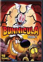 Cover image for Bunnicula. Season 1, part 2 [DVD]