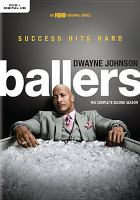 Cover image for Ballers. The complete second season [DVD]
