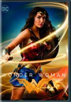 Cover image for Wonder Woman [DVD] / director, Patty Jenkins.