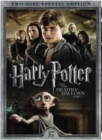 Cover image for Harry Potter and the deathly hallows. Part 1 [DVD] = Harry Potter et les reliques de la mort. 1re partie / Warner Bros. Pictures presents ; a Heyday Films production ; a David Yates film ; screenplay by Steve Kloves ; produced by David Heyman, David Barron, J.K. Rowling ; directed by David Yates.