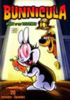 Cover image for Bunnicula. Season 1, part 1, Night of the vegetable [DVD]