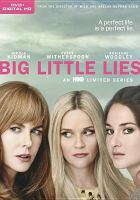 Cover image for Big little lies. Season 1 [DVD]