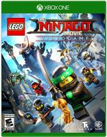 Cover image for The LEGO Ninjago movie videogame [video game]