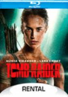 Cover image for Tomb raider [blu-ray] / Warner Bros. Pictures  and Metro Goldwyn Mayer Pictures present ; directed by Roar Uthaug ; screenplay by Geneva Robertson-Dworet and Alastair Siddons ; story by Evan Daugherty and Geneva Robertson-Dworet ; produced by Graham King ; a Square Enix production ; a GK Films production.
