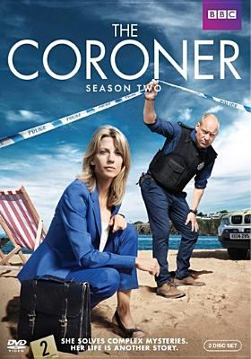 Cover image for The coroner. Season two [DVD] / creator and writer, Sally Abbott ; directors: Piotr Szkopiak, Ian Barber, Niall Fraser, Matt Carter ; producer, Sandra MacIver ; a BBC Studios production.