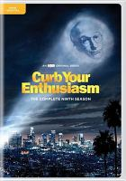 Cover image for Curb your enthusiasm. The complete ninth season [DVD] / HBO Entertainment presents ; created by Larry David.