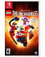 Cover image for LEGO The Incredibles [video game]