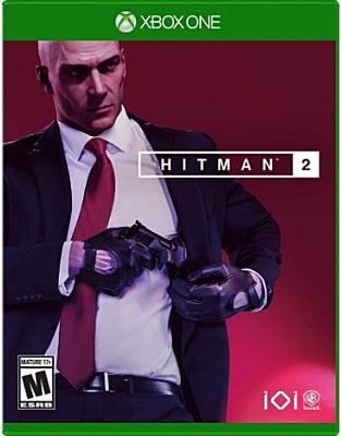 Cover image for Hitman 2 [video game] / IO Interactive ; WB Games.