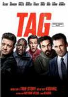 Cover image for Tag / director, Jeff Tomsic.