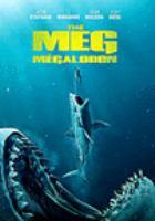 Cover image for The meg [DVD] / director, Jon Turteltaub.