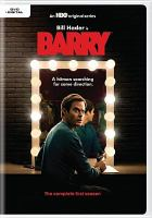 Cover image for Barry. The complete first season [DVD]