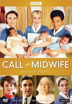 Cover image for Call the midwife. Season eight [DVD]