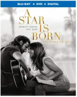 Cover image for A star is born [blu-ray] / Warner Bros. Pictures presents in association with Live Nation Productions in association with Metro Goldwyn Mayer Pictures, produced by Bill Gerber, Jon Peters, Bradley Cooper, Todd Phillips, Lynette Howell Taylor ; screenplay by Eric Roth, Bradley Cooper, Will Fetters ; directed by Bradley Cooper.