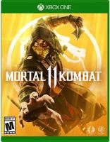 Cover image for Mortal kombat 11 [video game] / developed by NetherRealm Studios ; WB Games.