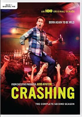Cover image for Crashing. The complete second season [DVD]
