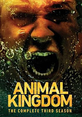 Cover image for Animal kingdom. The complete third season [DVD]
