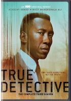 Cover image for True detective. The complete third season [DVD] / an HBO original series.