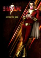 Cover image for Shazam! [DVD] / directed by David F. Sandberg.