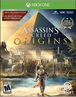 Cover image for Assassin's creed. Origins [video game]