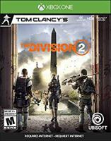 Cover image for Tom Clancy's The Division 2 [video game] / developed & published by Ubisoft ; Snowdrop ; Havok ; Face FX.