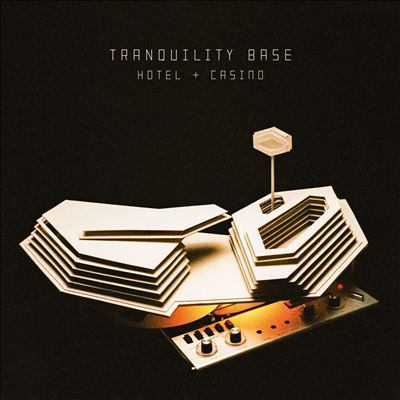 Cover image for Tranquility base hotel & casino [compact disc] / Arctic Monkeys.