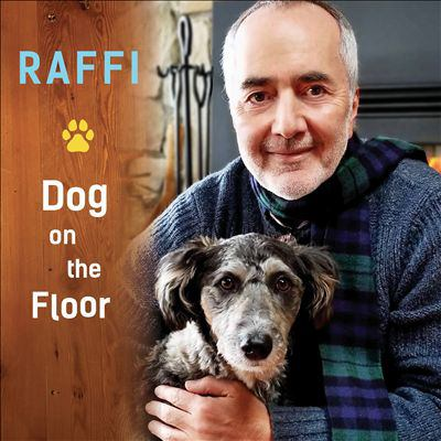 Cover image for Dog on the floor [compact disc] / Raffi.