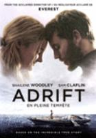 Cover image for Adrift [DVD] / director, Balthasar Kormakur.