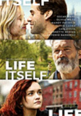 Cover image for Life itself [DVD] / director, Dan Fogelman.