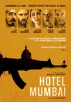 Cover image for Hotel Mumbai [DVD] / director, Anthony Maras.
