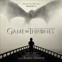 Cover image for Game of thrones. Season 5 [compact disc] : music from the HBO series / music by Ramin Djawadi.