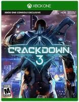 Cover image for Crackdown 3 [video game]