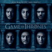 Cover image for Game of thrones. Season 6 [compact disc] : music from the HBO series / music by Ramin Djawadi.