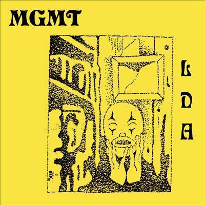 Cover image for Little dark age [compact disc] / MGMT.