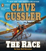 Cover image for The race [compact disc] / Clive Cussler.