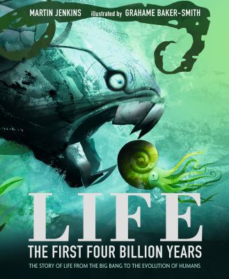 Picture of book cover for Life: The First Four Billion Years
