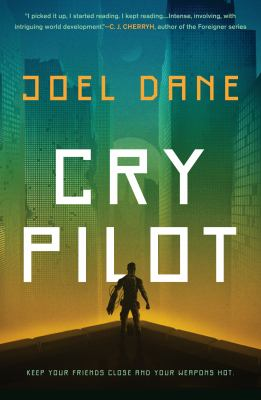 Picture of book cover for Cry Pilot
