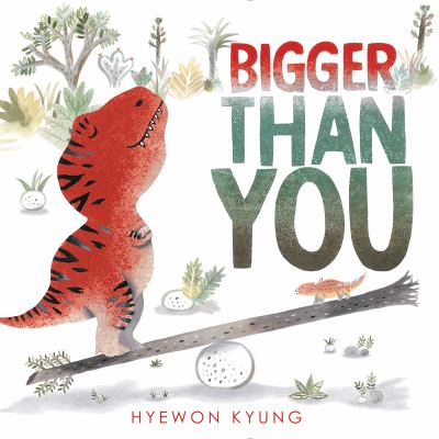 Bigger Than You by Kyung, Hyewon