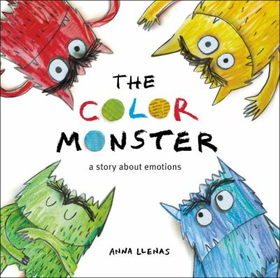 The Color Monster by Llenas, Anna