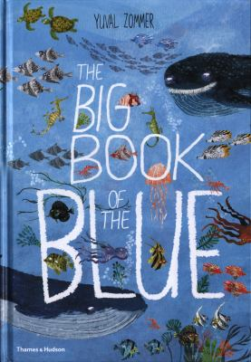 The Big Book of the Blue by Zommer, Yuval