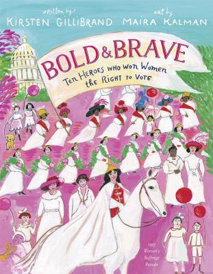 Bold & Brave by Gillibrand, Kirsten