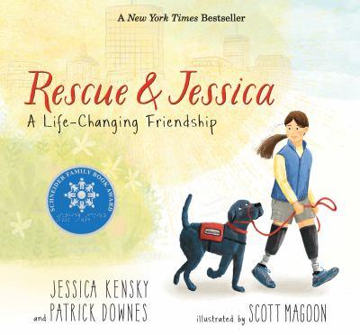 Rescue & Jessica by Kensky, Jessica